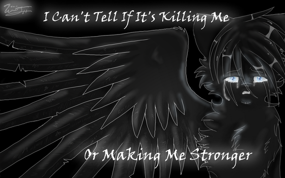 ~It's Killing Me...~ by EaglestarClan