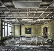 Jungle School by stengchen
