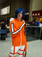cosplay air gear by palmereap