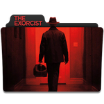 The Exorcist Series Folder by nallan01
