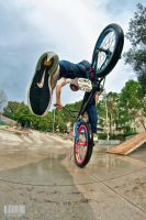 BMX hang five by Branch91