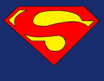 Superman Symbol Redesign by Lutbarg