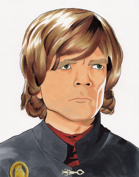 Tyrion Lannister by Zalfurius
