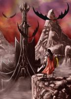 dark tower by slaine69