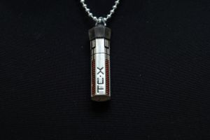 Mass Effect Thermal Clip Pendant by ammnra