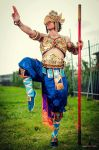 Kilik - Soul Calibur 5 Cosplay \ Next Battle : ECG by LeonChiroCosplayArt