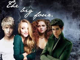 The big four by Angeli98ca