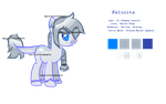 Mystical Frosty Mare Adoptable OPEN by SpiritFul-Adopts