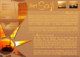 Set Sail Layout by crystalcleargfx