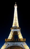 Symbol of Paris by ausrejurke