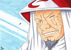 Third Hokage 94 COPIC by TobeyD