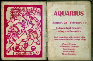 Aquarius by Miss--Dee