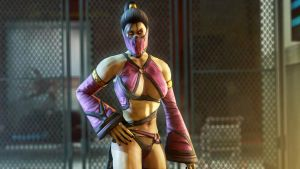 Mileena Close Up 1 by The-Combine