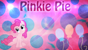 Pinkie Pie Wallpaper by FroyoShark