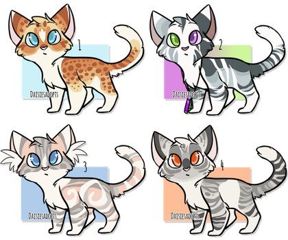 Setprice OR Group/free | Cat Adoptables | CLOSED by DaisiesAdopts