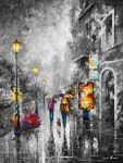 MELODY OF PASSION limited edition giclee by Leonidafremov