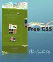 FREE Creative CSS by DigitalPhenom