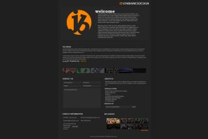 Jon Baines Design Dark Web by XxX-SXE-XxX