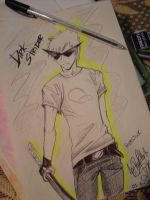 Dirk Strider - Homestuck by MelindaPhantomhive