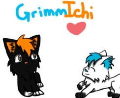 GrimmIchi :3 by IronMeow