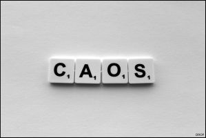 Caos by DropOfTime