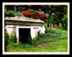 The Bradlee Tomb by DethEternl