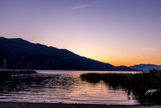 Aix's Lake by JCPicture