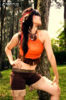 Pocahontas Fashion by Treasure-Imaging