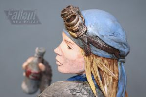 Fallout female player by 123samo