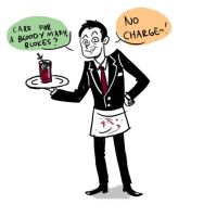 Care for a Bloody Mary? - Moriarty by taconaco
