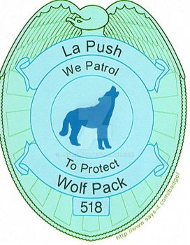 La Push Pack Badge by AnnieSmith