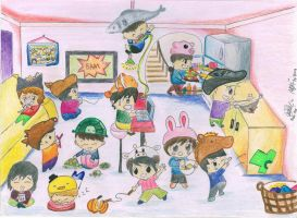 Super Junior Family by ashleyc21
