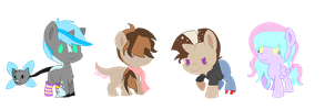 {DEBUT} Adopts and Customs by sparkIinq