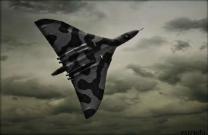 The  Vulcan Turns by Estruda