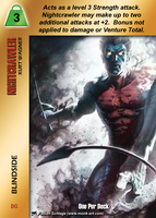 Nightcrawler Special - Blindside by overpower-3rd