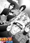 Naruto, Team 7 by Veldervarden