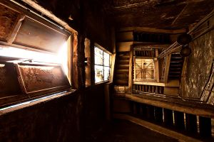 welcome home by arbebuk