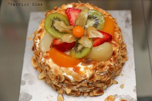 Fruit cake by patchow