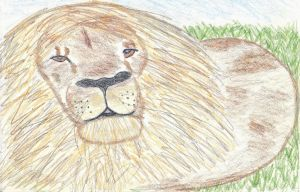 The King by LindArtz