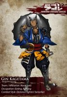 SDL Entry: Gin Kagetama by Rubisu