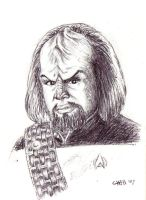 Worf by chill13