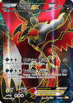 Pokemon XY - Yveltal by aschefield101