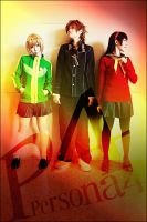 P4 : Trio by kaziest