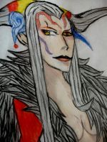 Ultimecia by naked-snakes-box