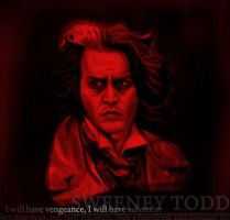 Sweeney Todd by roxy-z