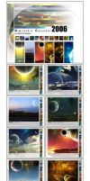 SpaceArt Calendar 2007 by MJ00