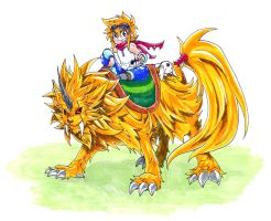 Beastmaster by MZ15