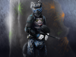 Paintball isn't a sport [commission] by bioniclefusion