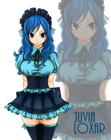 Juvia Loxar by assinas