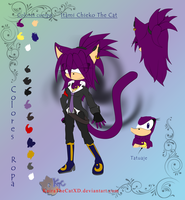 ref-itami by KairaA-TheCat